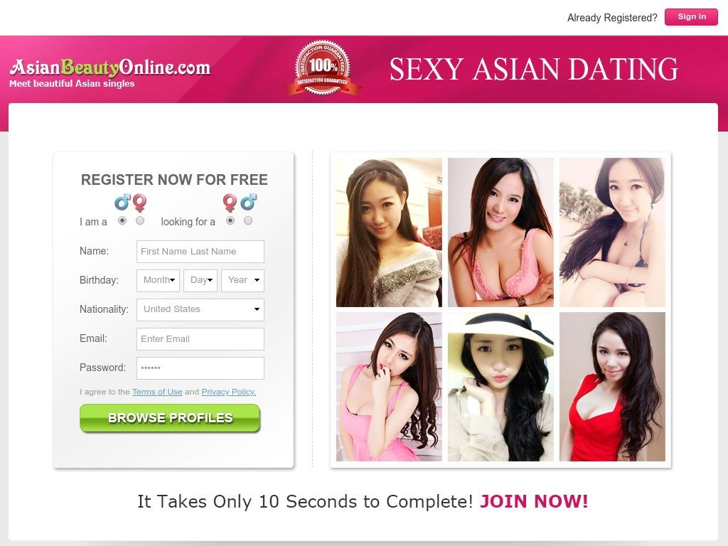 Asian Beauty Online Website Post Thumbnail