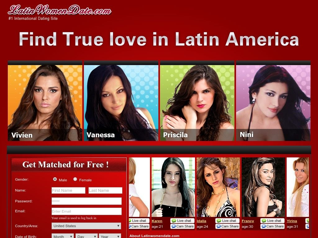 Latin Women Date Website Post Thumbnail