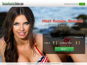 Russian Beauties Online Website Post Thumbnail